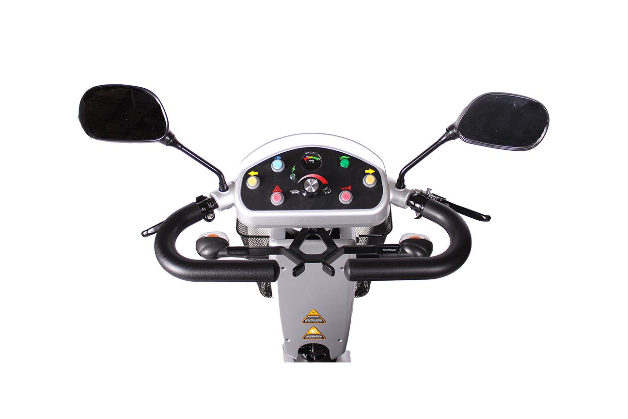 Elektromobil E-Lobil D-404 Display