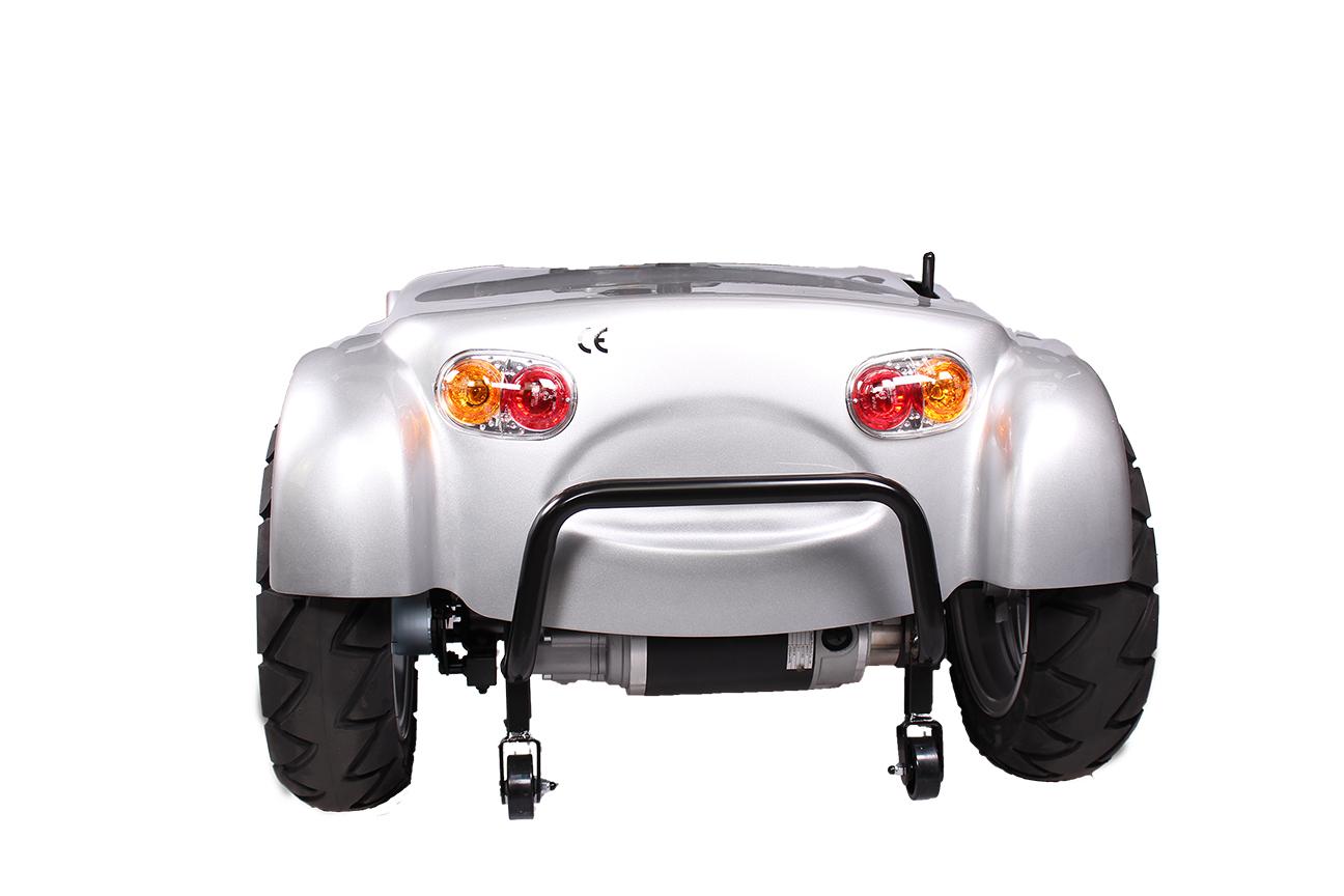 Elektromobil E-Lobil D-404 Heck
