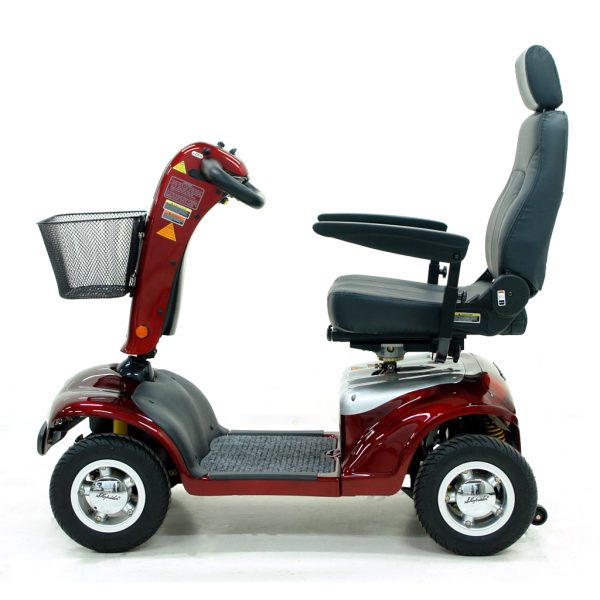Elektromobil Shoprider Südfall TE 888 SL Seite