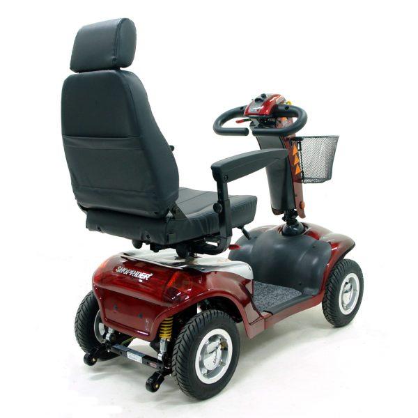 Elektromobil Shoprider Südfall TE 888 SL Schräg hinten